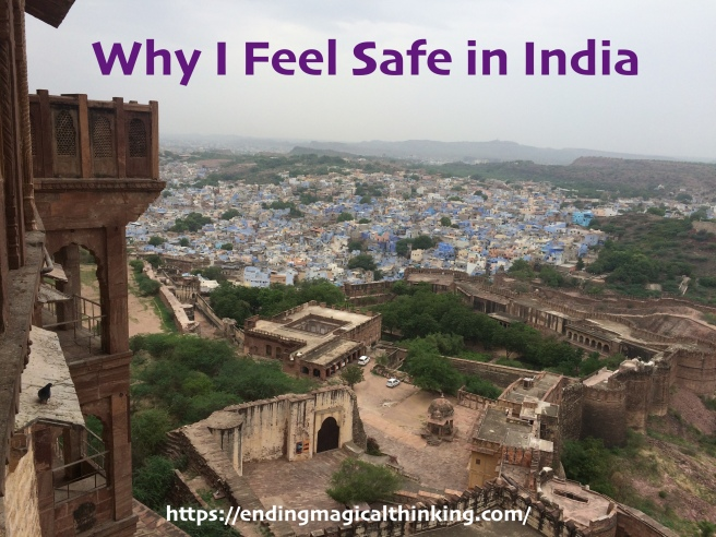 Why I Feel Safe in India