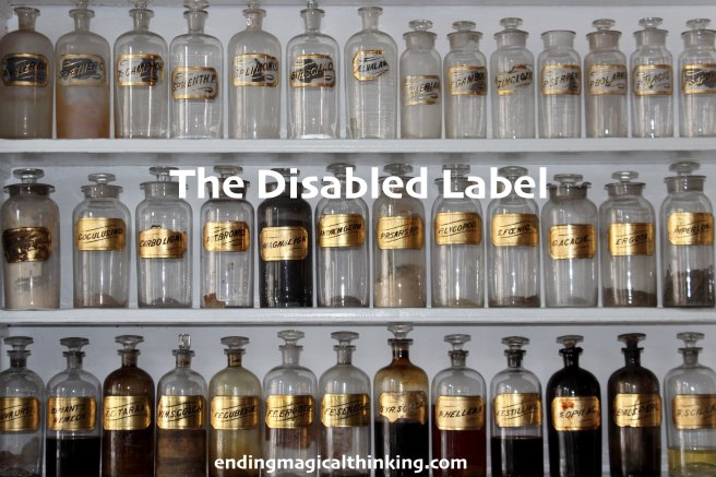 The Disabled Label