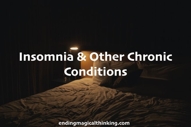 Insomnia & Other Chronic Conditions